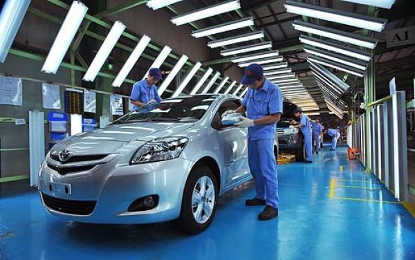 Ô tô áp dụng công nghệ không khí nén được sản xuất và lưu hành