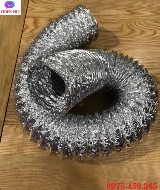 Ống gió mềm – ống bạc mềm giá rẻ tại Hải Phòng