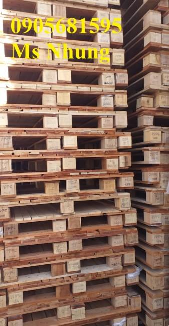 Pallet gỗ thông đã qua sử dụng một lần, còn y như mới giá rẻ tại Đà Nẵng 0905681595