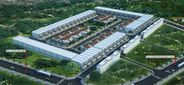 Petro Town Phú Mỹ – Dự án đất nền trọng tâm của cửa ngỏ Đông Nam Bộ-Phú Mỹ