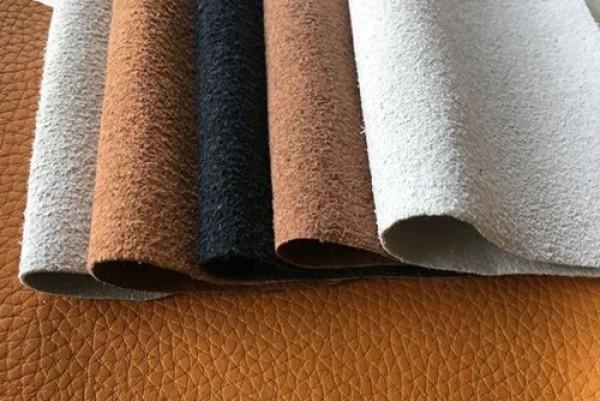 Phân biệt các loại da thuộc và da tách lớp kết hợp phủ