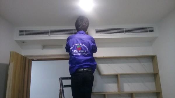 Phân phối Máy lạnh giấu trần ống gió Daikin hàng chính hãng – chất lượng
