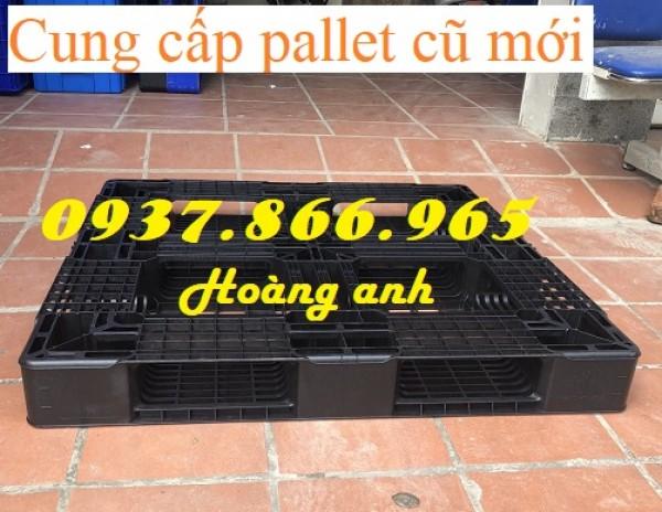 Phân phối pallet nhựa cũ tại miền bắc, sản xuất pallet theo yêu cầu,  giá pallet nhựa cũ tại hà nội