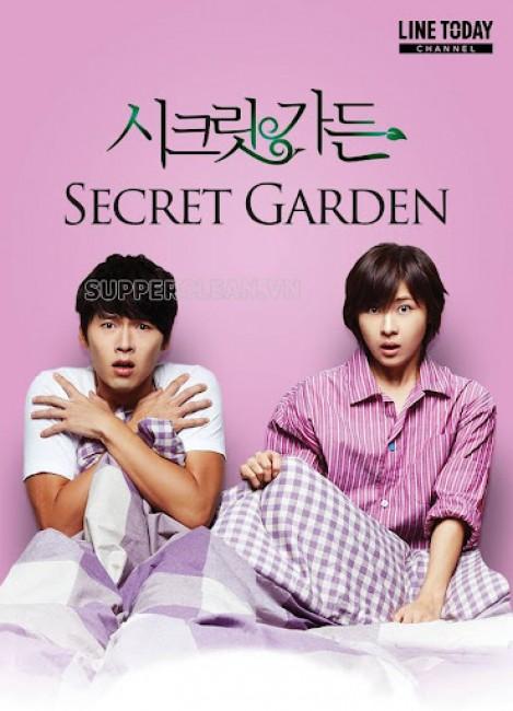 Phim Khu vườn bí mật - Secret Garden có hay không?