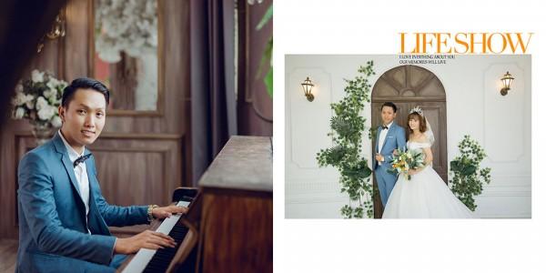 Phim trường L'amour: Địa điểm chụp ảnh cưới đẹp tại Sài Gòn - Long Nguyễn Studio
