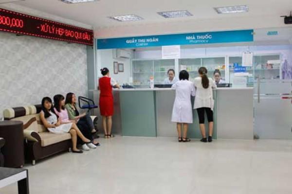 Phòng khám đa khoa nam việt uy tín chất lượng an toàn Nam Việt