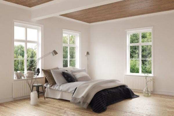 Phòng ngủ sẽ mát mẻ hơn với những mẹo chống nóng dễ dàng