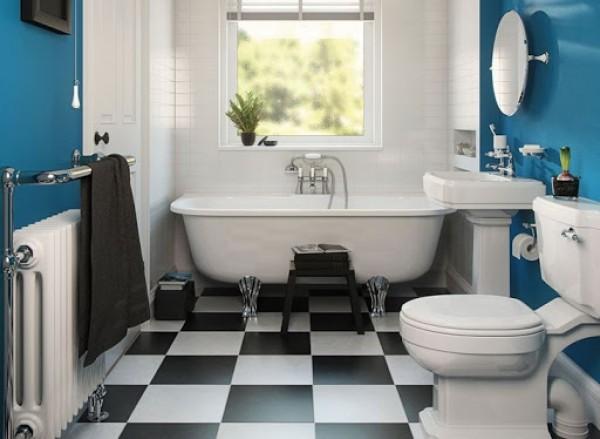 Phong thủy nhà vệ sinh trong nhà ở