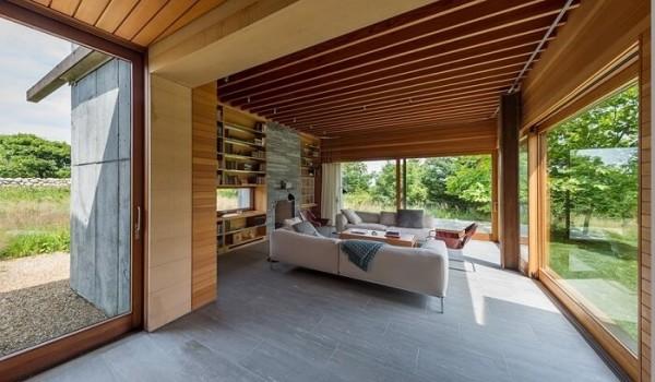 Phương án thiết kế nhà trên diện tích nhỏ và xéo