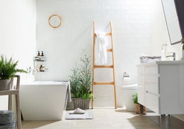 Phương pháp cải tạo phòng tắm ít tốn kém