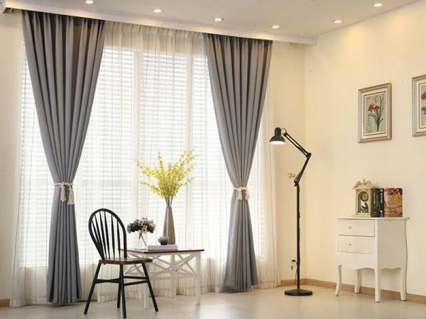 Phương pháp lựa chọn rèm cửa cho phòng khách