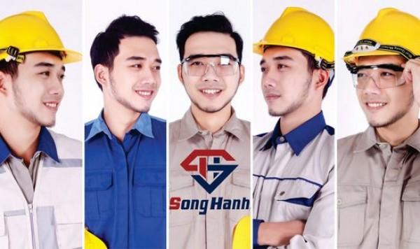 Quần áo bảo hộ lao động tại bảo hộ Song Hành