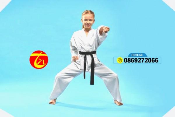 quần áo học võ karatedo
