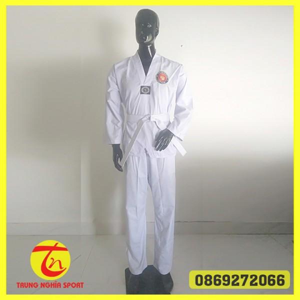 quần áo học võ taekwondo (võ phục #taekwondo)