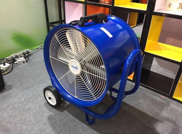 Quạt hút công nghiệp 1 pha KIN - 500 của Dasin Đài Loan