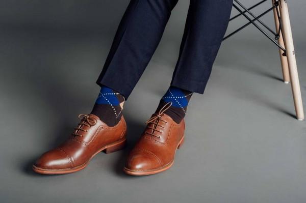 Quy tắc chọn giày Oxford chuẩn nhất cho các quý ông