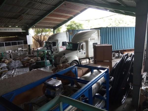 Quy trình vận chuyển hàng quá khổ quá tải tại Saigon Corp