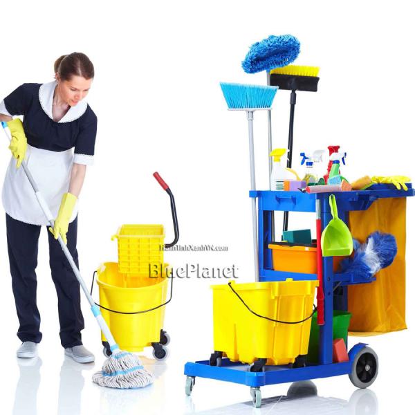 Quy trình vệ sinh môi trường bệnh viện