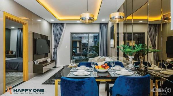 Ra mắt bán căn hộ chung cư Happy One Bình Dương 3 phòng ngủ