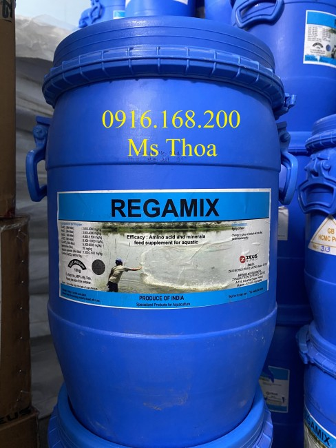 Regamix: Bổ gan dạng bột, phòng chống các bệnh về gan