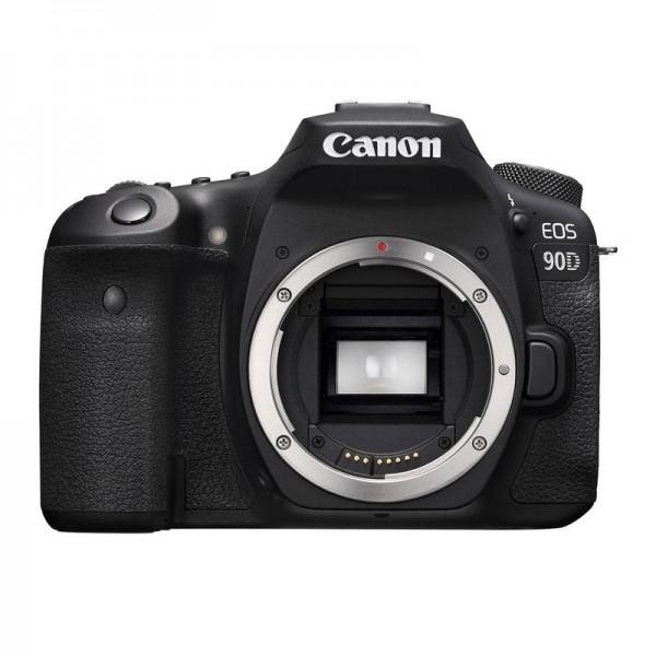 Review Canon 90D thu hút