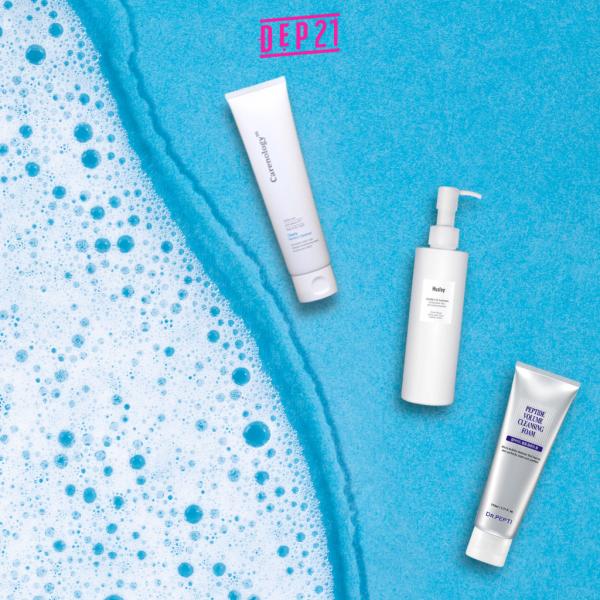 Review chi tiết 3 dòng sữa rửa mặt sạch sâu, an toàn và dịu nhẹ cho làn da dầu mụn