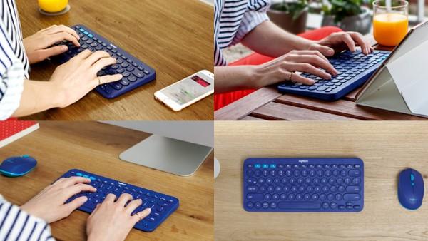 Review chi tiết bàn phím không dây Logitech K380
