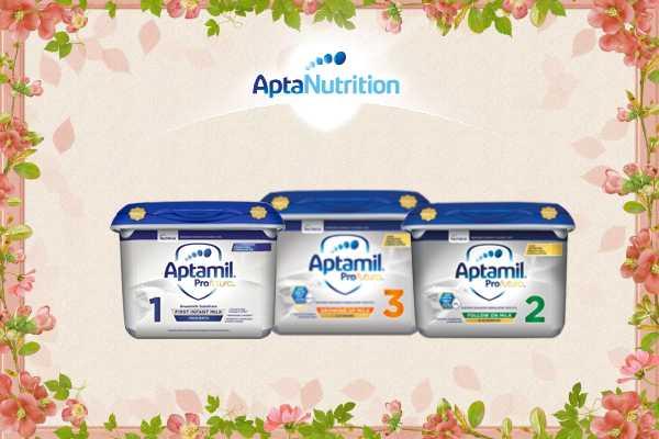 Review về Sữa Aptamil Essensis số 1
