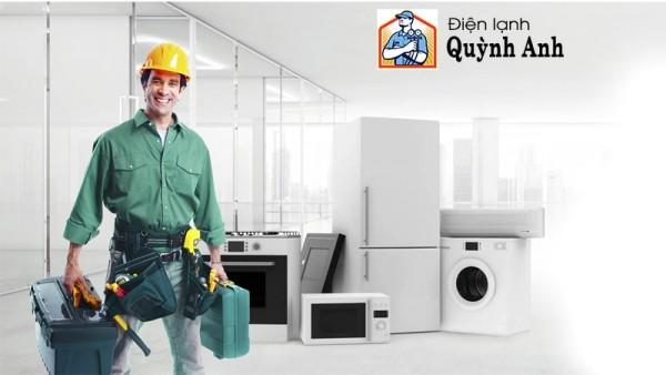 Rửa Máy Giặt Tại Nhà – Điện Lạnh Quỳnh Anh