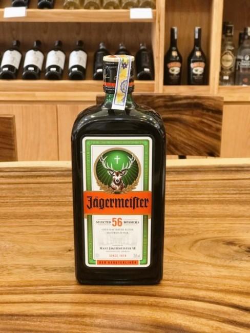 Rượu Jagermeister - Rượu Thảo Mộc