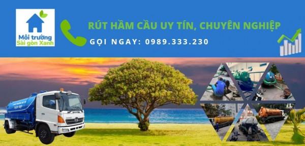 Rút hầm cầu Sài Gòn Xanh giá từ 99k