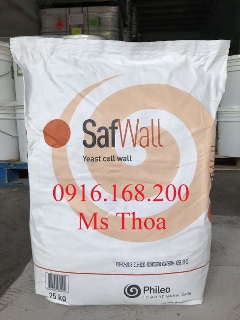 Safwall: Betaglucan và MOS tăng cường miễn dịch, hỗ trợ tiêu hóa, hỗ trợ gan