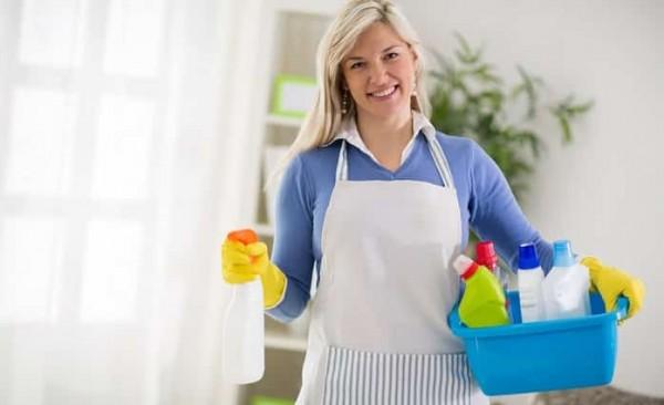 Sai lầm khi tẩy rửa nhà cửa thường gặp để lau dọn cho đúng cách nhé