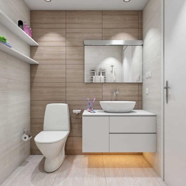 Sai lầm lớn khi thiết kế phòng tắm