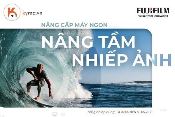 Sale sốc máy ảnh Fujifilm với giá khuyến mãi cực sốc