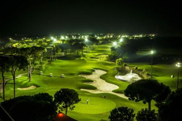 Sân Golf Phú Mỹ - Sân Golf Twin Doves điểm đến ven Sài Gòn