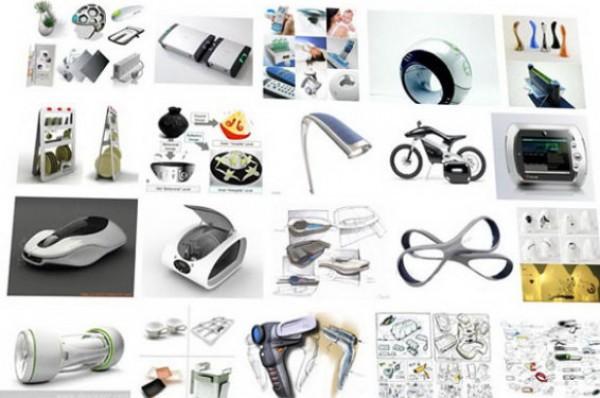 Sản phẩm của thiết kế công nghiệp 2021