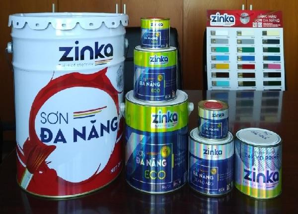 Sản phẩm sơn 2k đem lại cho khách hàng sự bằng lòng về chất lượng.