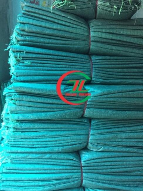 Sản xuất bao tải dứa xanh khổ lớn, bán bao dứa xanh - 0908.858.386