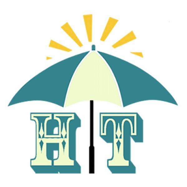 Sản xuất ô dù cầm tay gấp 2, dù gấp 2 chiết khấu về giá