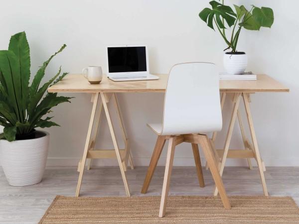 Sắp xếp vị trí mới trong nhà dành cho góc làm việc