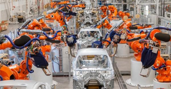 Sẽ có được Thị Phần robot công nghiệp tại việt nam