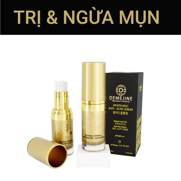 Serum Trị Mụn – Demejine Whitening Anti Acne Serum