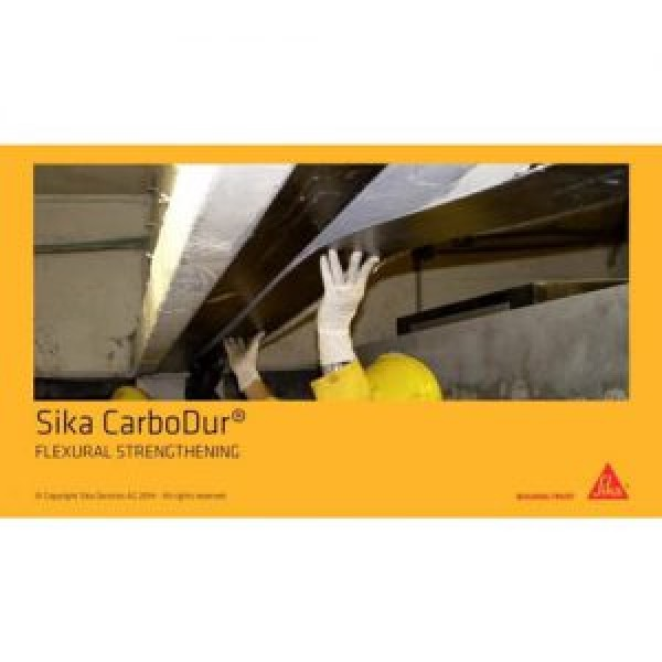 Sika CarboDur S | Tấm Polyme