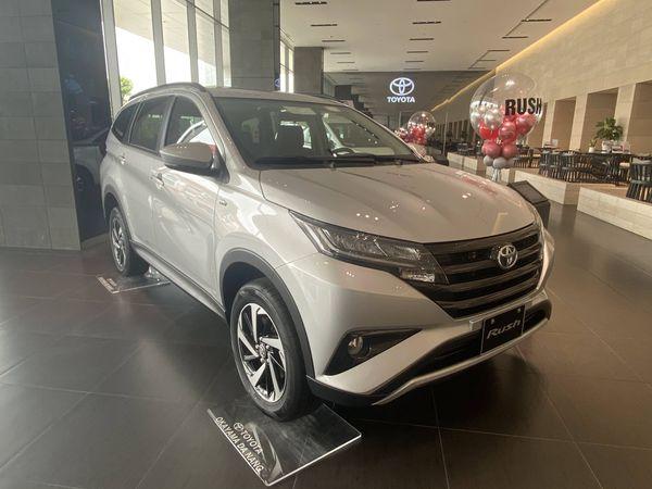 Sơ lược về dòng xe Toyota Rush tại Đà Nẵng
