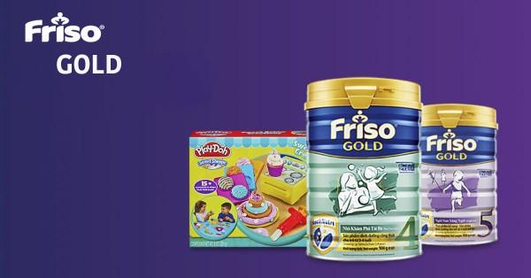 So sánh sữa Friso và Frisolac khác nhau như thế nào về dinh dưỡng