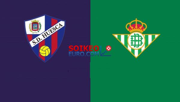 Soi kèo bóng đá Huesca vs Real Betis ngày 12/01
