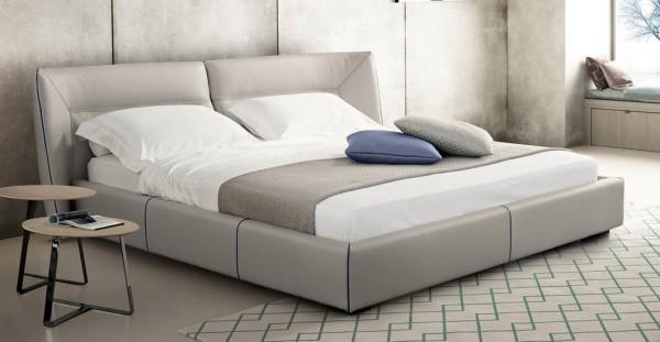 Sử dụng da thật bọc giường luôn là lựa chọn đúng đắn