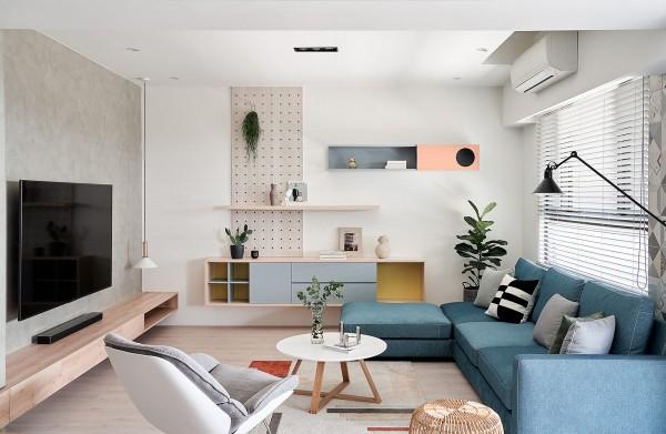 Sử dụng màu xanh ngọc hợp lý trong việc trang trí nhà