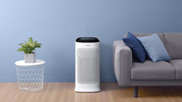 Sử dụng máy lọc không khí là giải pháp loại bỏ các chất gây ô nhiễm